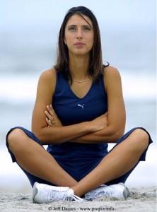 теннисистка Анастасия Мыскина