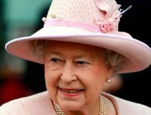 Работа королевы Елизаветы II