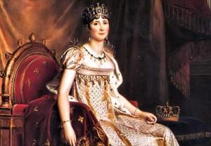 Наполеон Бонапарт и Жозефина