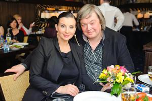 Екатерина и Александр Стриженовых