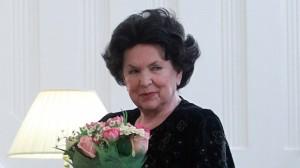 Актриса Галина Павловна Вишневская
