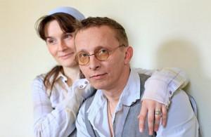 Иван и Оксана Охлобыстины