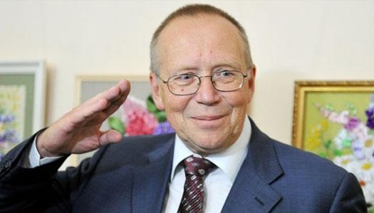 Ведущий Юрий Вяземский